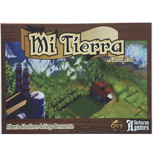Mi Tierra Nueva Era el juego de mesa editado en castellano por GDM Games. Comprar Mi Tierra Nueva Era en EGD Games