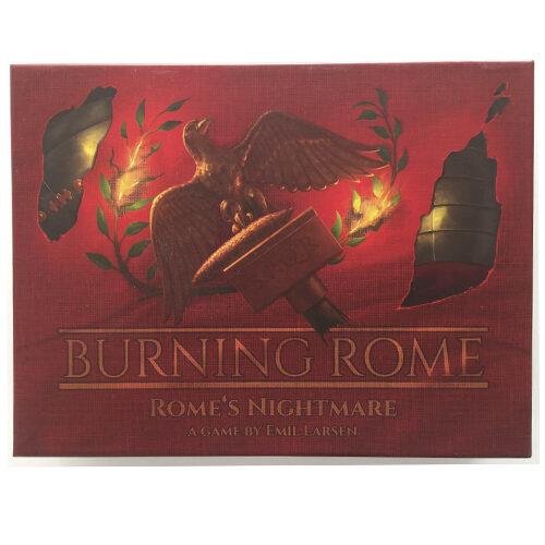 Burning Rome el juego de mesa editado por Suntzugames. Comprar Burning Rome en EGD Games