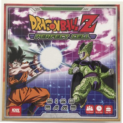 Dragon Ball Perfect Cell el juego de mesa editado por IDW games. Comprar Dragon Ball Z Perfect Cell en EGD Games