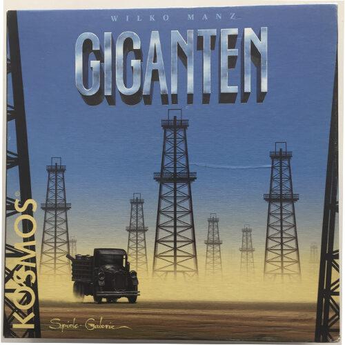 Giganten el juego de mesa editado por Kosmos. Comprar Giganten en EGD Games