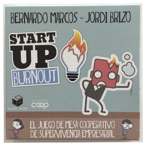 Start Up Burning Out el juego de mesa editado por Blackworx . Comprar Start Up Burnout en EGD Games