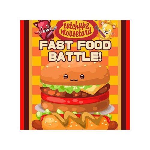 Fast Food Battles el juego de mesa editado por Mixin Games. Comprar Fast Food Battles en EGD Games