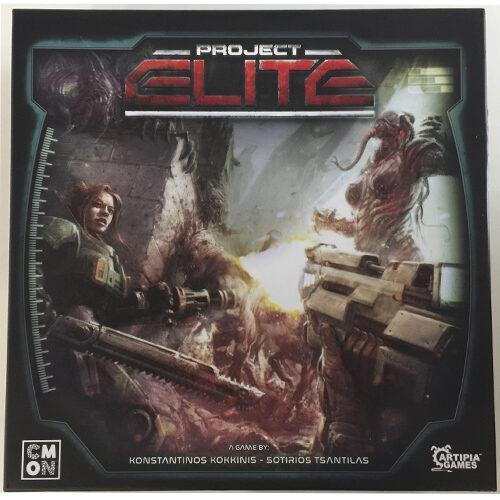 Project Elite el juego de mesa editado por Cool Mini Or Not. Comprar Project Elite en EGD Games