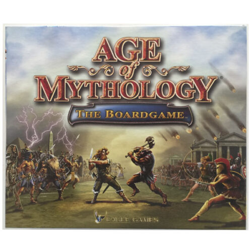 Age of Mythology el juego de mesa editado por Eagle Games. Comprar Age of Mythology en EGD games