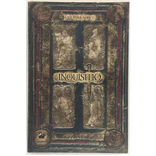 Inquisitio el juego de mesa editado en por Tuonela. Comprar Inquisitio en EGD Games