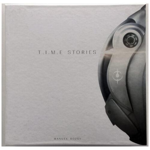 Time Stories el juego de mesa editado en castellano por Asmodee. Comprar Time Stories en EGD games