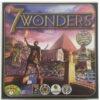 7 Wonders el juego de mesa editado en castellano por Asmodee. Comprar 7 Wonders en EGD Games