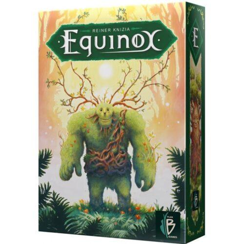 Equinox - Edición Verde en español