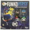 Funkoverse DC Comics el juego de mesa editado por Funko. Comprar Funkoverse DC Comics en EGD games