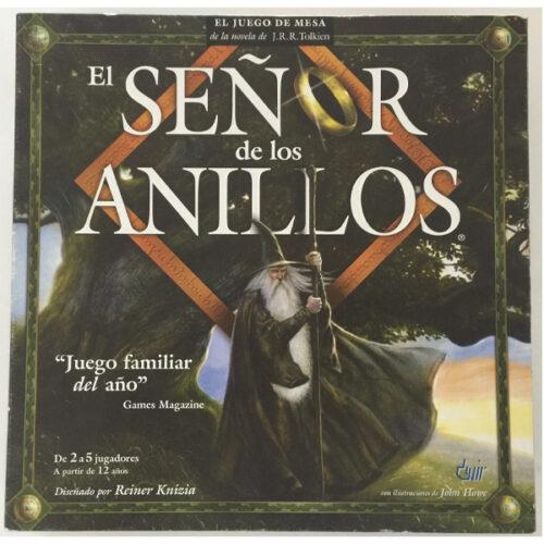 El Señor de los Anillos el juego de mesa editado en castellano por Devir. Comprar El Señor de los Anillos en EGD Games