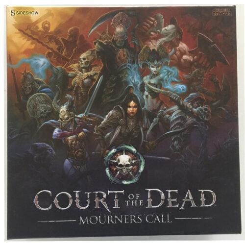 Court of the Dead el juego de mesa editado en inglés por Project Raygun. Comprar Court of the Dead en EGD Games