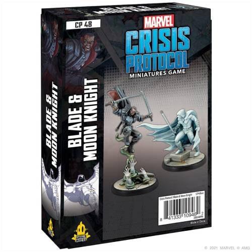 Crisis Protocol juegos de miniaturas