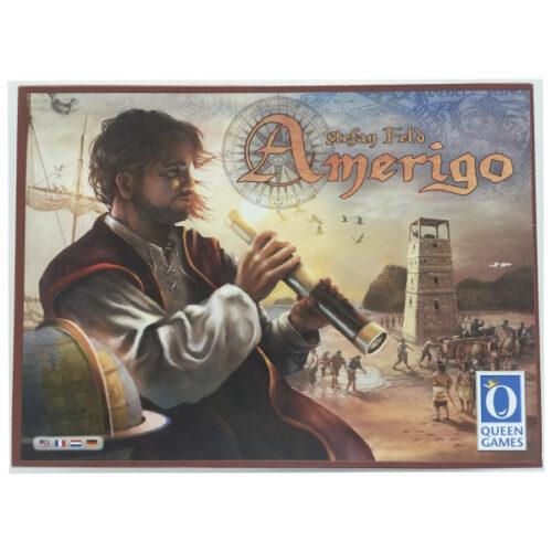 Amerigo el juego de mesa editado por Queen Games. Comprar Amerigo en EGD games