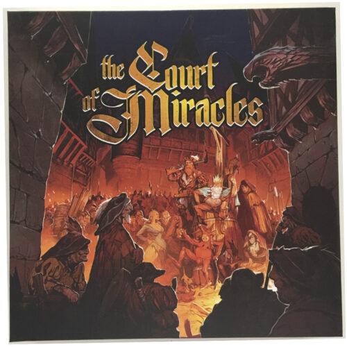 The Court of Miracles el juego de mesa editado por Lucky Duck Games. Comprar The Court of Miracles en EGD Games