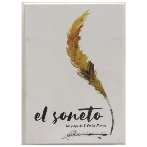 El Soneto el juego de mesa editado en castellano por Ludonova. Comprar El Soneto en EGD Games