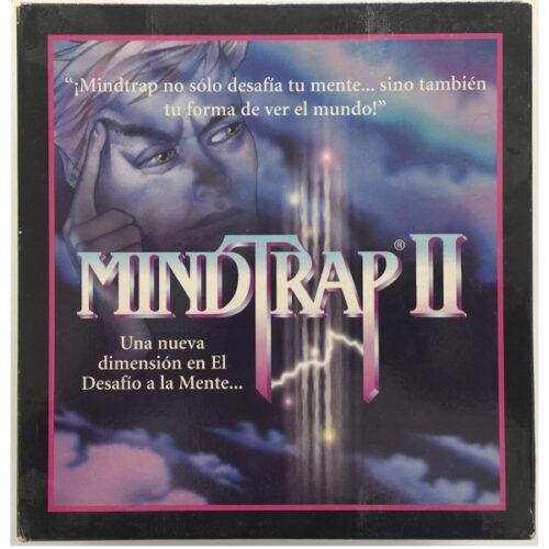 Mindtrap II el juego de mesa editado por Mattel.Comprar Mindtrap II en EGD Games